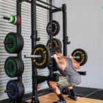 Chasingbetter Power Lifting Rack and Platform